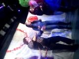 Танец классных руководителей на дискотеке для школьников. West World Club